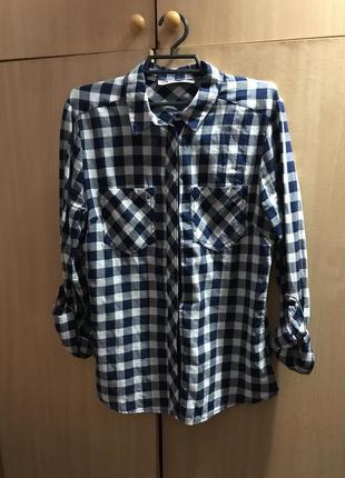 Клетчатая рубашка lc waikiki
