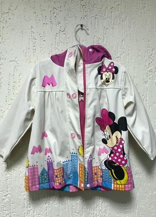 Курточка - плащик на девочку