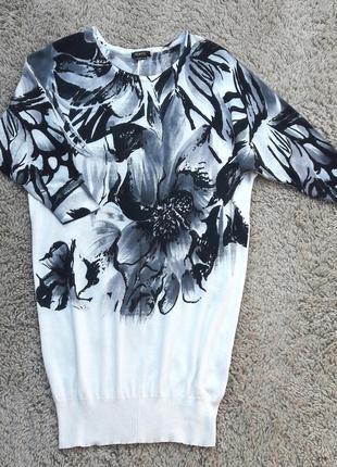 Шикарное платье туника. италия