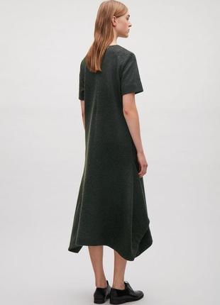 Платье cos \шерсть  р 36