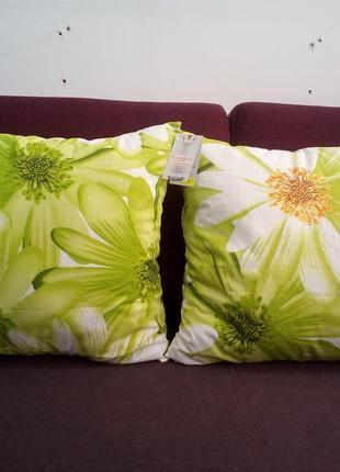 Комплект декоративных подушек *июнь*