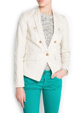 Шикарный пиджак mango suit ( zara h&m balmain )