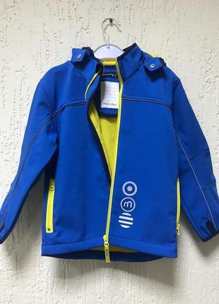 Курточка термо на девочку windstopper
