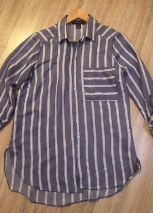 Стильна рубашка 38 розмір