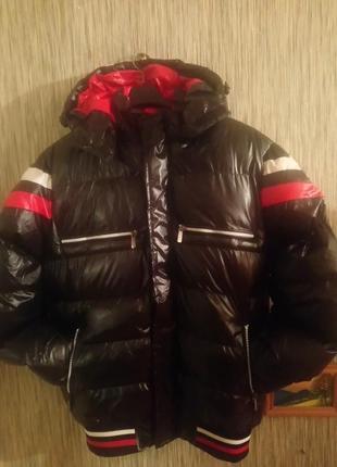 Зимняя куртка contain