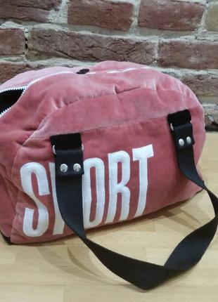 "Спортивна сумка "" pole sport"""