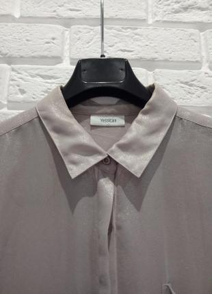 Блузка рубашка yessica