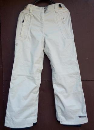 Лыжные штаны зимние брюки columbia мембрана