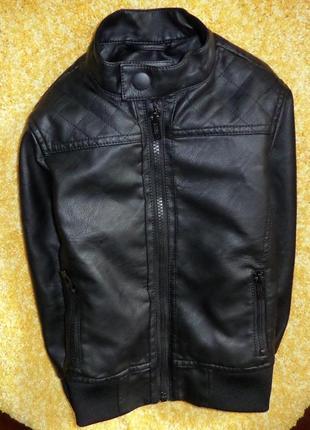 Куртка terranova 2-3 рост 92-98 см,