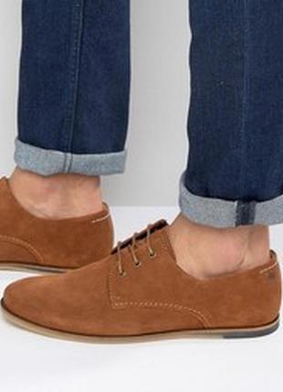 Натуральные  замшевые  ботинки  paola