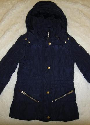 Деми куртка на девочку sevenoneseven р. 122-128 (7-8 лет) сша