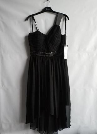 Женское вечернее платье  немецкого  бренда vera mont  сток из европы  размер: xs