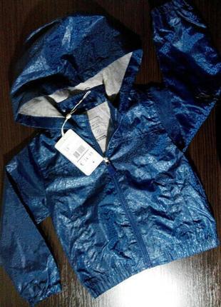Куртка ветровка 9-18 мес.