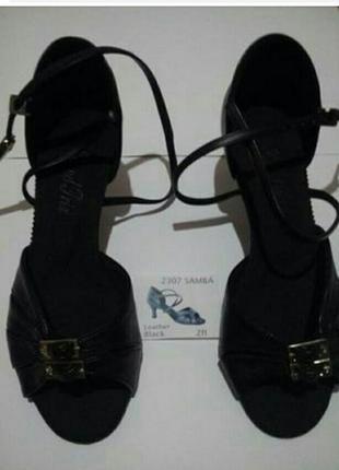 Танцевальная профессиональная обувь,38 р,samba