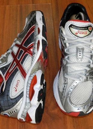 Asics gel! оригинальные, яркие, легкие и удобные беговые кроссовки