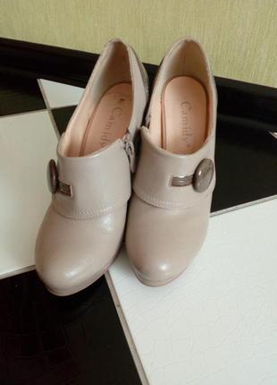 Ботильоны туфли 37 р