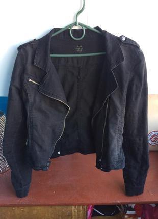 Джинсовый пиджак, джинсовка, джинсовая куртка, косуха