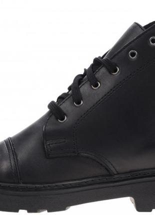 Ботинки h-1x кожаные женские 36-41рр