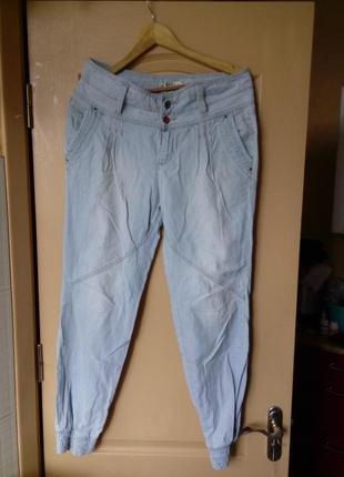 Женские джинсы галифе pull & bear