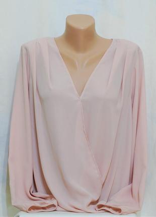 """Очень красивая блуза с ажурной спинкой """" george """""""