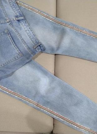 Стильные джинсы италия мл-л