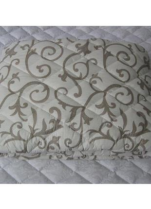 Одеяло  полуторное 145*210 бязь,холлофайбер