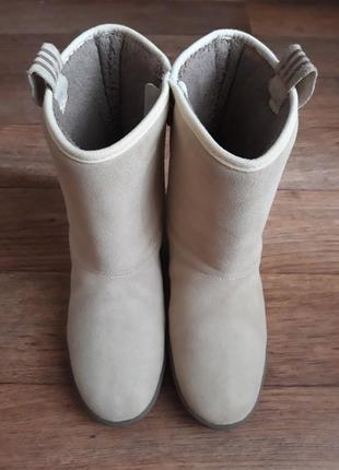 Сапоги/ угги/ валенки adidas neo 25.5- 26