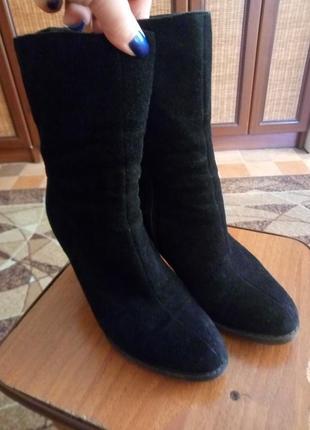 Зимнее ботинки р.38