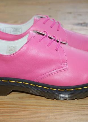 Dr. martens туфли ботинки р. 41