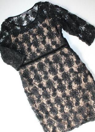 Нарядное платье m&s.