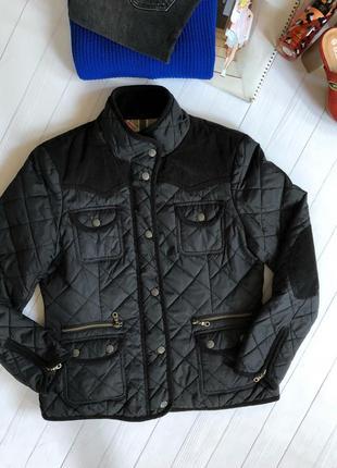 Стёганная демисезонная курточка