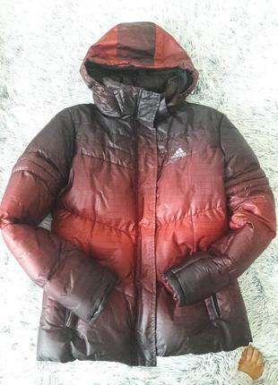 Продам зимнюю курточку adidas