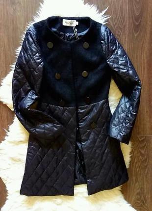 Крутое пальто max mara р. 36