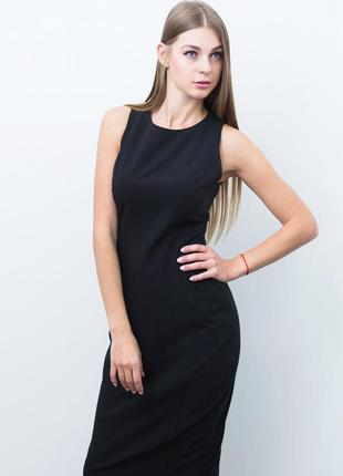 Очень крутое платье футляр, сарафан