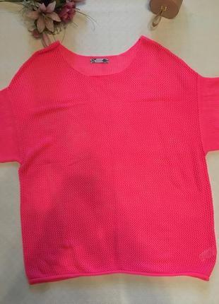 Блуза оверсайз от 22-26