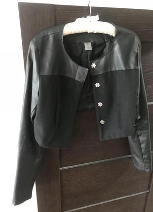 Укороченная куртка vero moda
