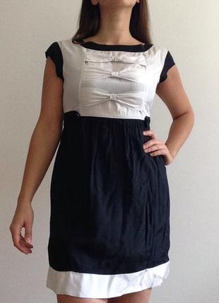 Яркое и интересное платье next