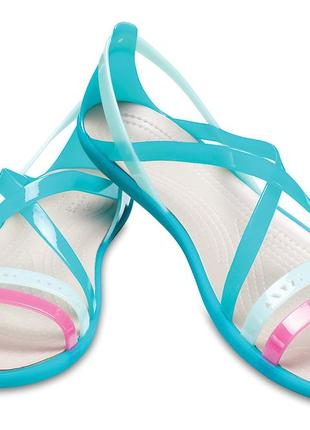 Crocs isabella strappy sandals w9