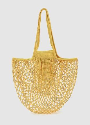 Новая сумка авоська от mango