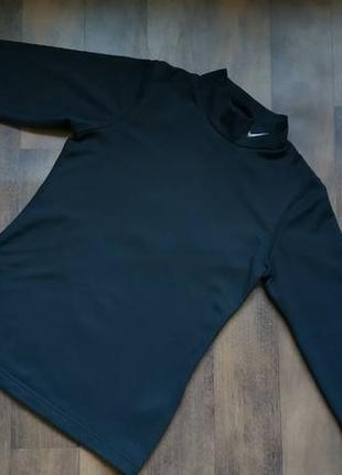 Водолазка терма футболка с длинными рукавом nike fit dry Nike e55d85d9cf33b