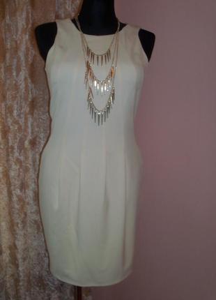 Нежное. нарядное платье фирмы say р. 48