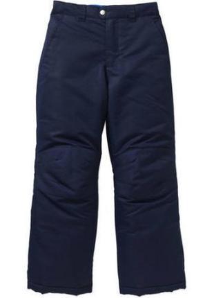 Зимние лыжные штаны на мальчика 12-14 лет из сша