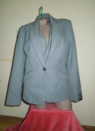 Костюм двойка пиджак жилетка
