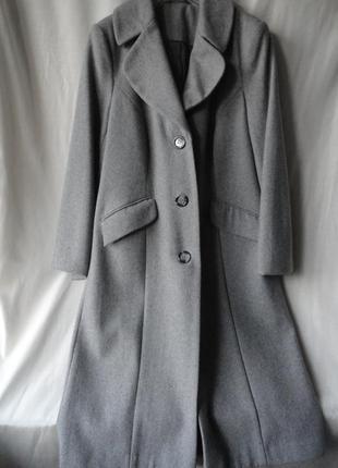 Пальто 50 % шерсть