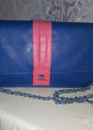 Продам стильный клатч сумка от бренда atmosphere