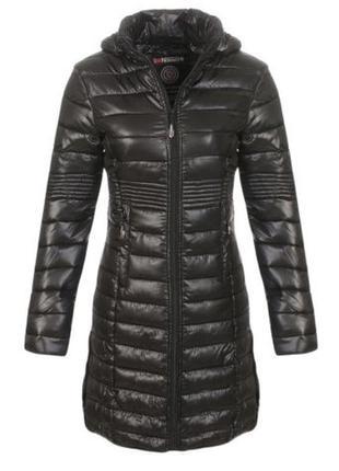 Новое термо пальто/куртка/парка geographical norway fr2, 3, 4 непромокаемая деми/зима
