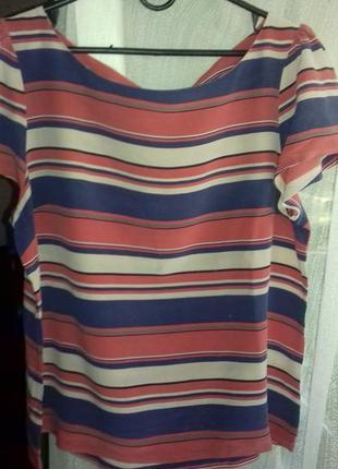 Шелковая блузка phase eight