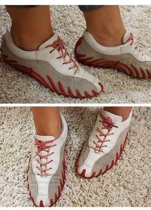 Кроссовки ecco