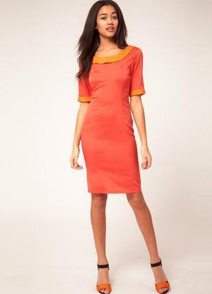 Яркое платье verо moda!!!!