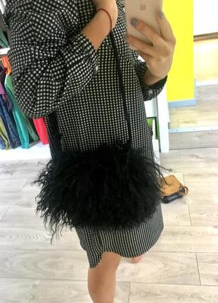 Шкіряна сумочка top secret